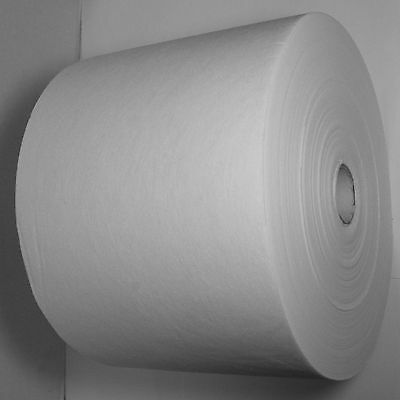 "8"" x 150 yards Tear-Away Embroidery Stabilizer Backing Medium Weight"