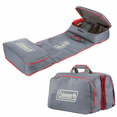 Coleman Carry All Camp Mat  Red/Grey 2000019396 NEW