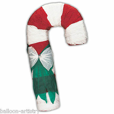 "21"" Christmas Red White Candy Cane BASH Pinata Children's Party Game Decoration"