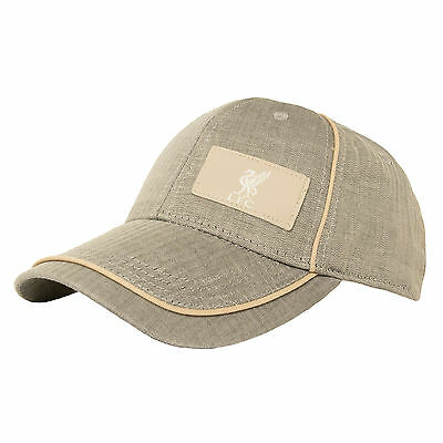 Liverpool FC  LFC Mens Chambray Patch Cap Official
