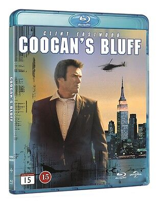 Coogans Bluff NEW/Factory Sealed Blu Ray