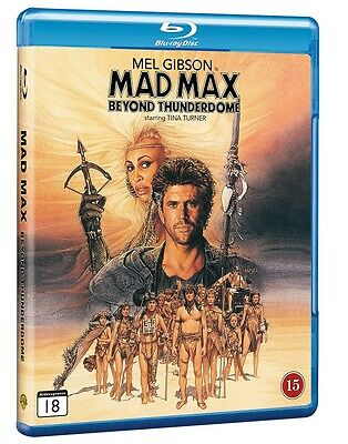 Mad Max Beyond Thunderdome NEW/Factory Sealed Blu Ray