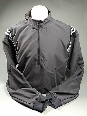 Dalco Umpire Official Baseball and Softball Jacket Black/White (NEW) Retail: $65