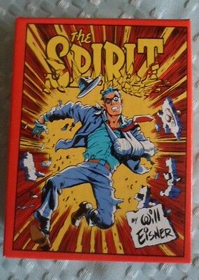Will Eisner's The Spirit Collector Cards BOXED SET 1995 - Comics KITCHEN SINK