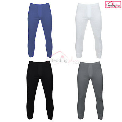 Mens Thermal Long Johns Trousers Warm Underwear Baselayer, S M L XL XXL Thermals
