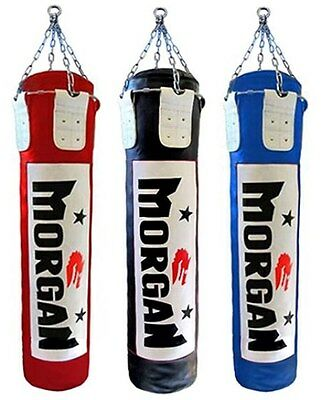 MORGAN 5FT BOXING BAG (FILLED) MMA GYM (Pickup Only)