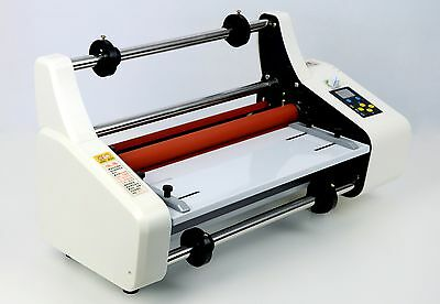 SKT350 Laminator Four Rollers Hot Roll Laminating Machine Brand new