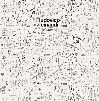Ludovico Einaudi - Elements 2 Vinyl Lp New Einaudi,ludovico