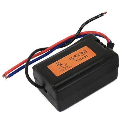 Car 3 Wire Audio Stereo Amplifier Noise Filter Ground Loop Isolator