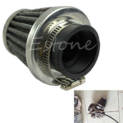 1PC 40mm Car Motor Cold Air Intake Filter Turbo Vent Crankcase Breather New