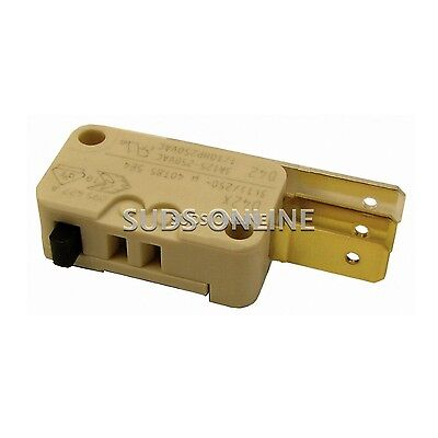 cherry micro switch D42X for a Bosch SGS43T62GB/35 Dishwasher Microswitch 3 Tag