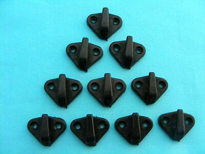 10 x Trailer Cover Tie Down Plastic HOOKS