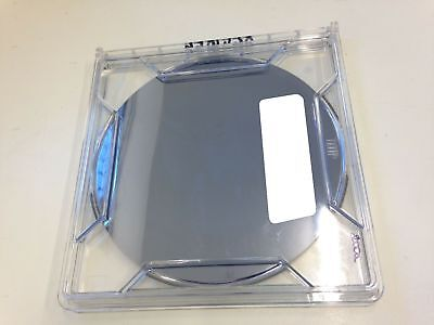 Semiconductor Silicon Wafer for Wafer Handler Calibration / Factory Automation