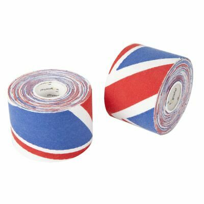 PhysioRoom Union Jack GB Kinesiology Tape 5cmx5m Support Compression For Joints