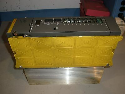 Fanuc Spindle Amplifire Module A06B-6078-206#H500 Tested