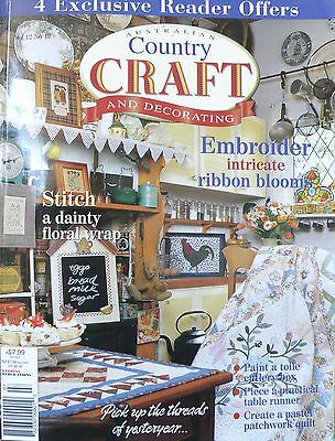 Australian Country Craft and Decorating - Vol 12 No 12 - 20% Bulk Discount