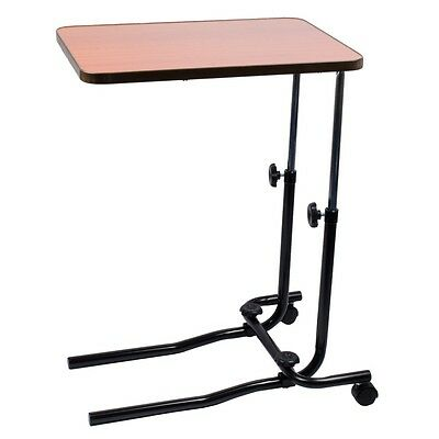 Viva Medi Deluxe Overbed Table with Castors
