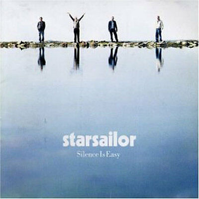 STARSAILOR - Silence Is Easy (2003) FREE POSTAGE 724359000725