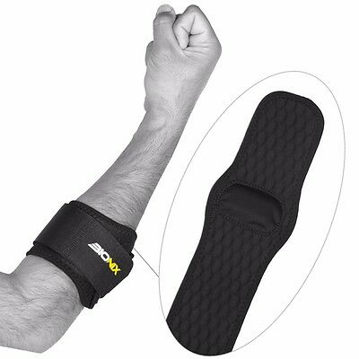 Gallant Tennis Elbow Brace Support Epicondylitis Golfer's Gym Sports Pain Relief