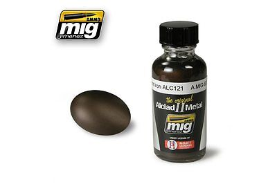 AMMO OF MIG A.MIG-8209 ALC121 Burnt Iron 30ml ALCLAD II