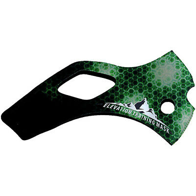 Elevation Training Mask 2.0 Matrix Sleeve (Green)
