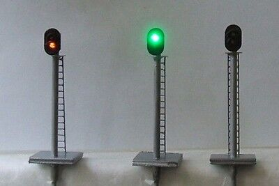 Z06 ,3 signals,HO OO Scale signal,12V