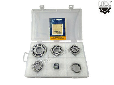 Vespa PX125 PX150 LML Stella Engine Bearing set with Lay Shaft Roller New P1503