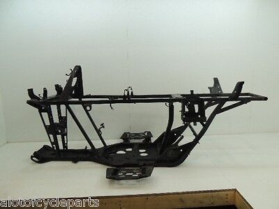 02 Polaris Magnum 325 2X4Frame Chassis W/ Bos Straight Clean W/ Skid Plate B