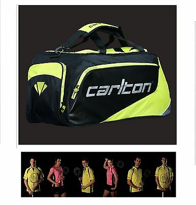 Carlton Badminton Sports Tour Gym Clothing Travel Carry Bag Holdall (005167)