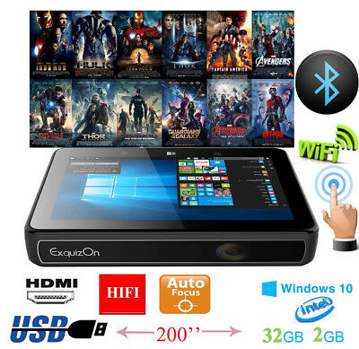 Touch Smart 3 Inteligente DLP Projector 2GB+32GB WiFi Bluetooth 6000Lúmen FullHD