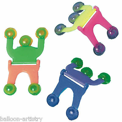 12 Children's Party Slime WALL CLIMBERS Favours Loot Bag Fillers Toys Games