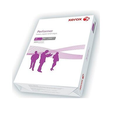 Xerox Performer 80Gsm Plain A4 Copy Paper Available By The Sheet, Ream Or  Box