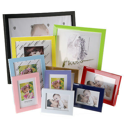 """5"""" 6"""" 7"""" 8"""" 10"""" 12"""" 16''  Photo Picture Frame Collage Office or Home Wall Decor"""