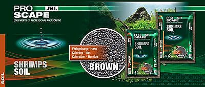JBL ProScape ShrimpsSoil (Shrimp Soil)  brown 3L . Shrimps plants
