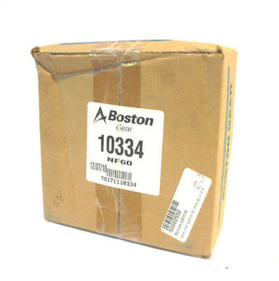 New Boston Gear 10334 Nf60 Spur Gear 10334