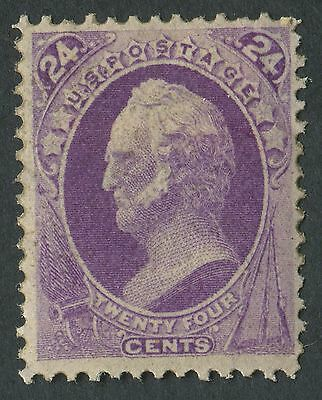 USA 1870 SG.155 24 cents Mounted Mint