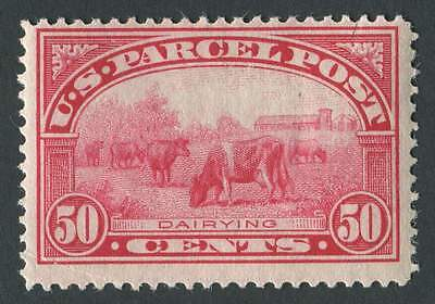 USA 1913 SG.P432 50 cents, Mounted Mint