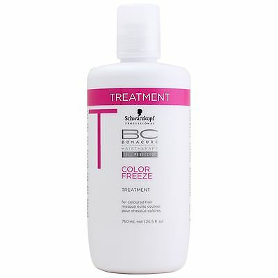 Schwarzkopf BC Bonacure Color Freeze Treatment 750ml for her