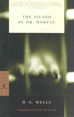 The Island Of Dr. Moreau - Wells, H. G. - New Paperback Book