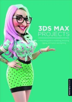 3Ds Max Projects - Emalee Beddoes (Paperback) New