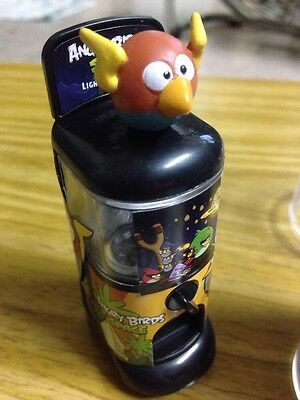 Display Angry Bird Space Limited Edition Of Mini Capsule Vending Machine
