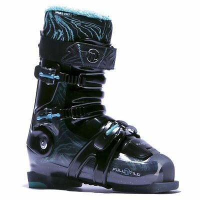 2014 Full Tilt Mary Jane Black/Electric Blue Size 22.5 Women's Ski Boots
