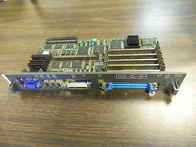 Used No Daughter Boards Fanuc Robotics PC Board A16B-3200-0040 // 05D Warranty