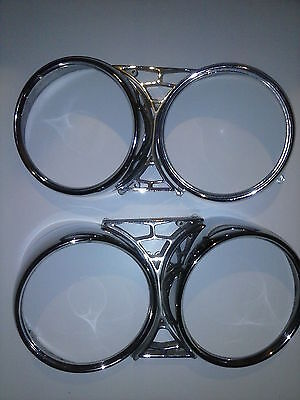 Fiat dino coupé 2.0 front light rings