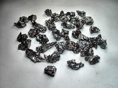 Dealer Lot! Quality Small Size New Campo Meteorite Shattered Crystals 250 Gm