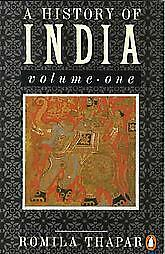 A History Of India [9780140138351] - Romila Thapar (Paperback) New