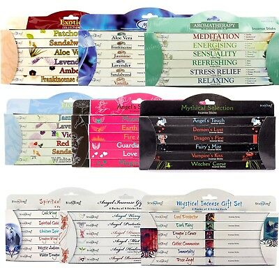 Stamford Incense Sticks Cones Gift Pack Christmas  Valentines Mothers Day
