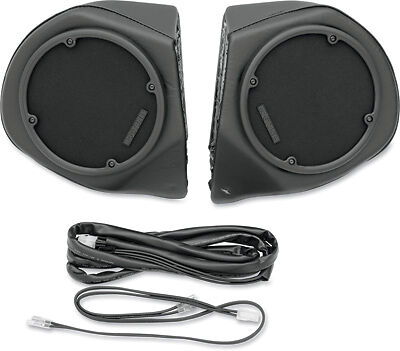 HogTunes Rear Speaker Pods for Harley Davidson Models 98-13