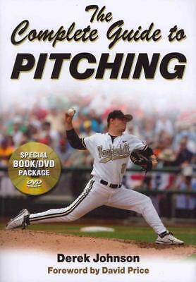 The Complete Guide To Pitching - Johnson, Derek - New Paperback Book
