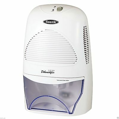 Air Dehumidifier 2000Ml 2L Portable Dryer Bedroom Kitchen Home House Car Damp